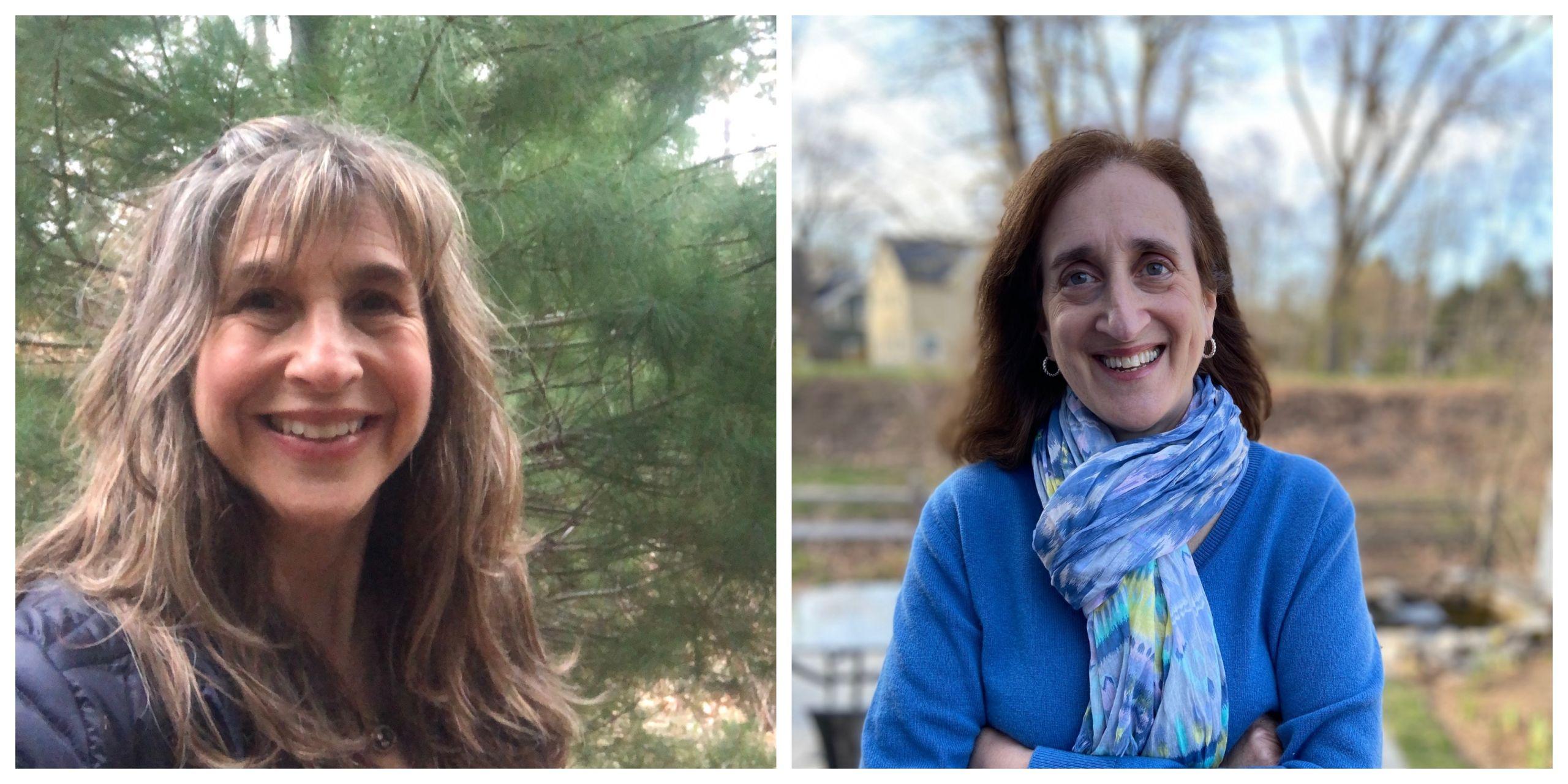 Francesca Stark & Betsy Davis